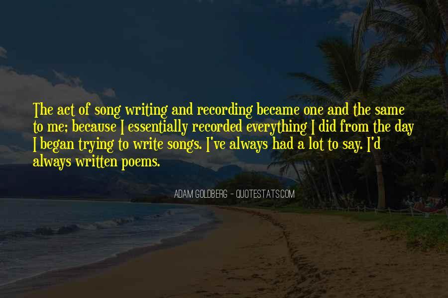 D'adam Quotes #641243