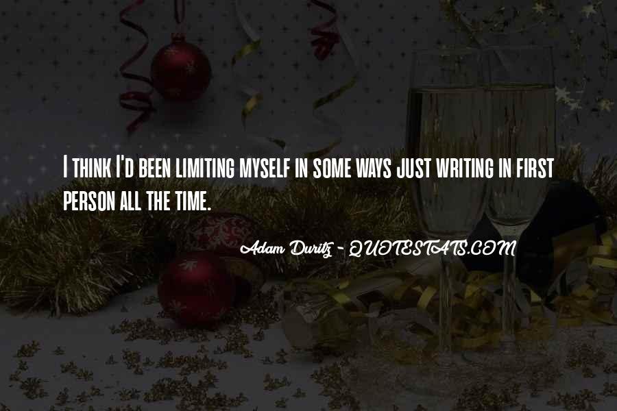 D'adam Quotes #736156