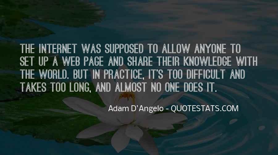 D'adam Quotes #928462