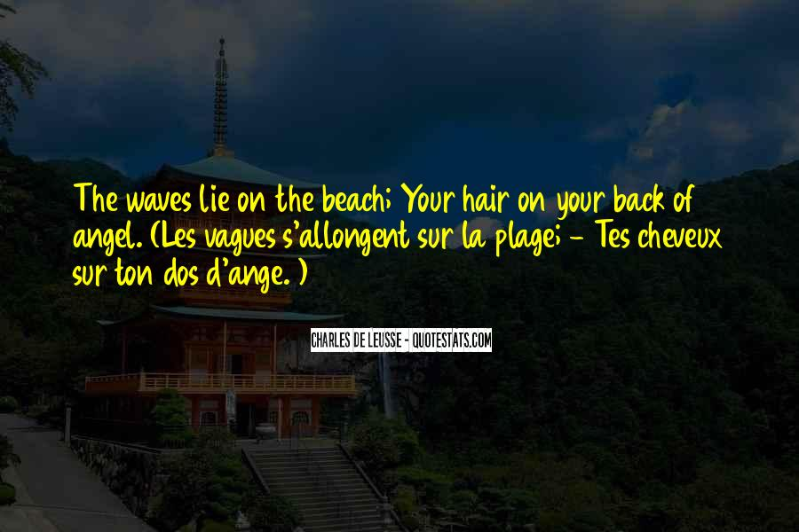 D'ange Quotes #1370536