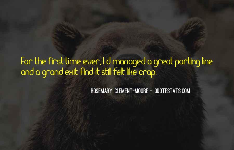 D'crap Quotes #1753288