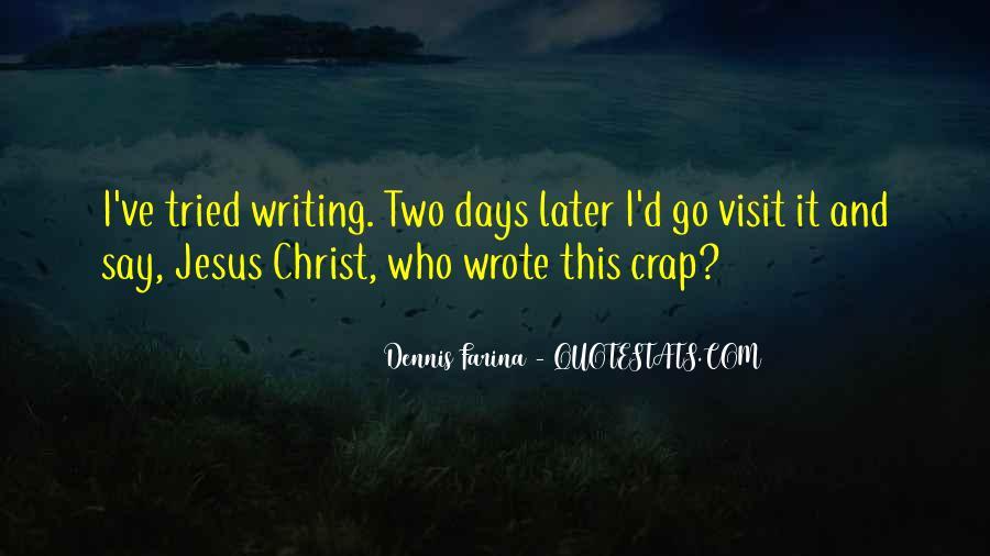 D'crap Quotes #517888