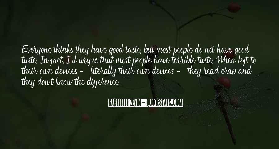 D'crap Quotes #549965