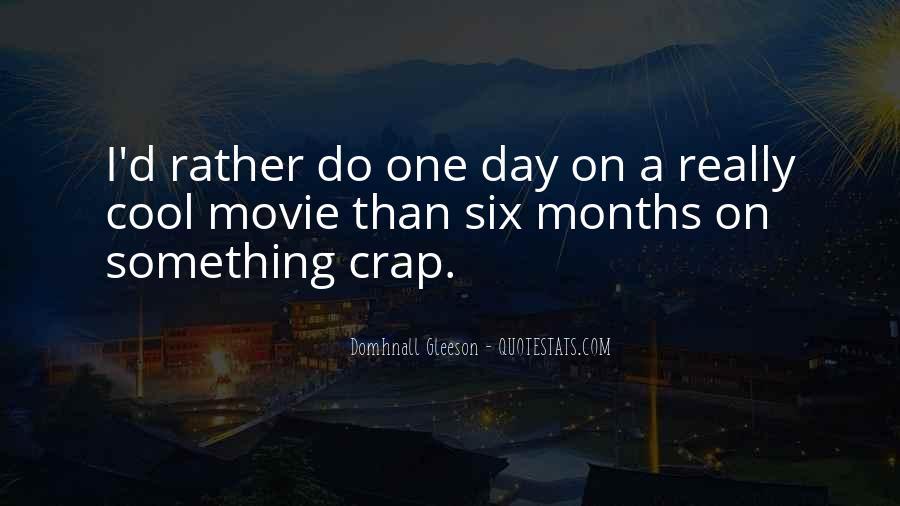 D'crap Quotes #770235