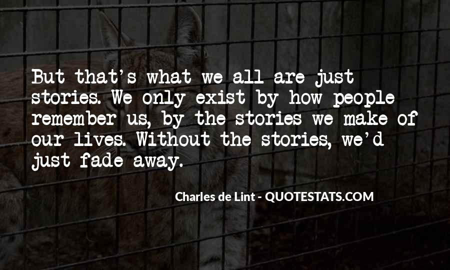 D'lacey's Quotes #3521