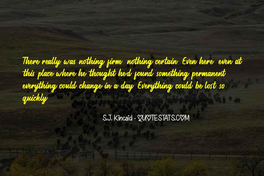 D'lacey's Quotes #5192