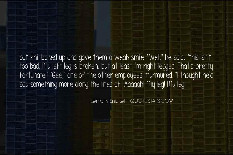 D'lacey's Quotes #7773