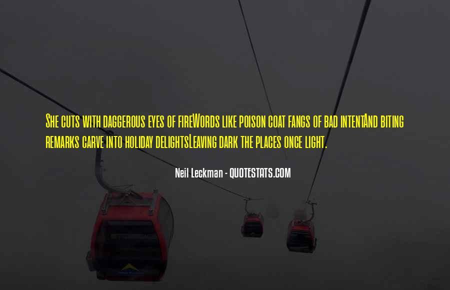 Daggerous Quotes #1723404