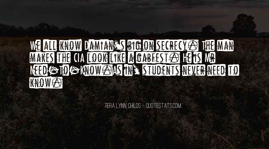 Damian's Quotes #1135298