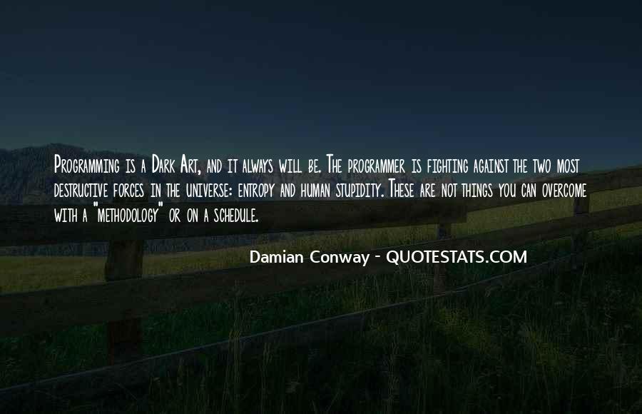 Damian's Quotes #196562