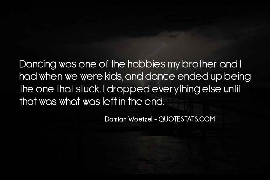 Damian's Quotes #245762