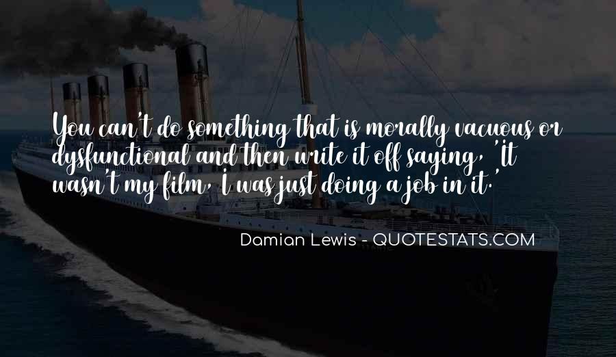Damian's Quotes #308416