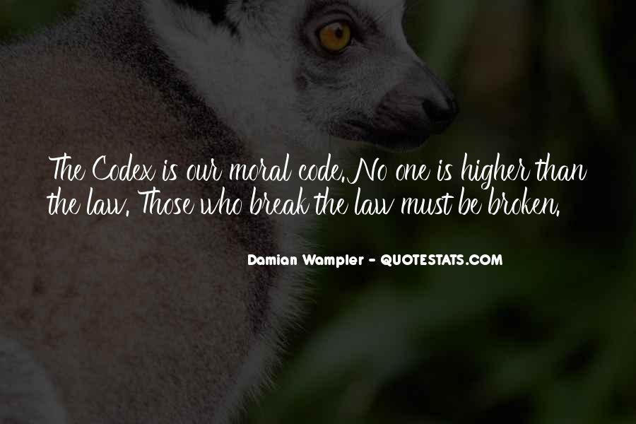 Damian's Quotes #314634