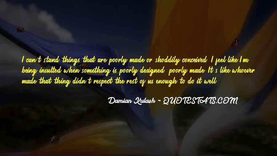 Damian's Quotes #54391