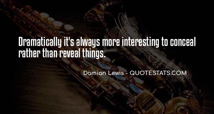 Damian's Quotes #809484