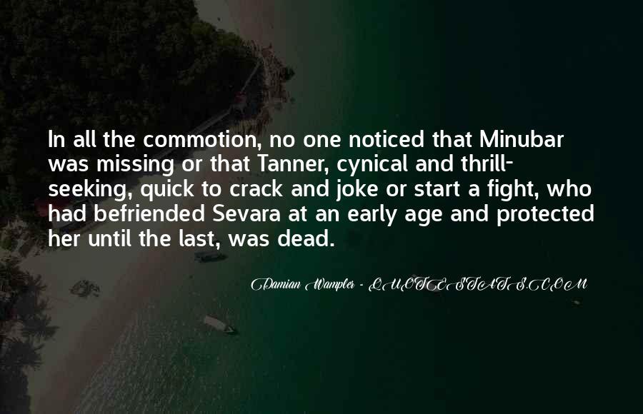Damian's Quotes #88280