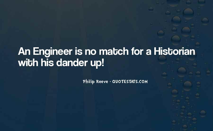 Dander Quotes #1347193