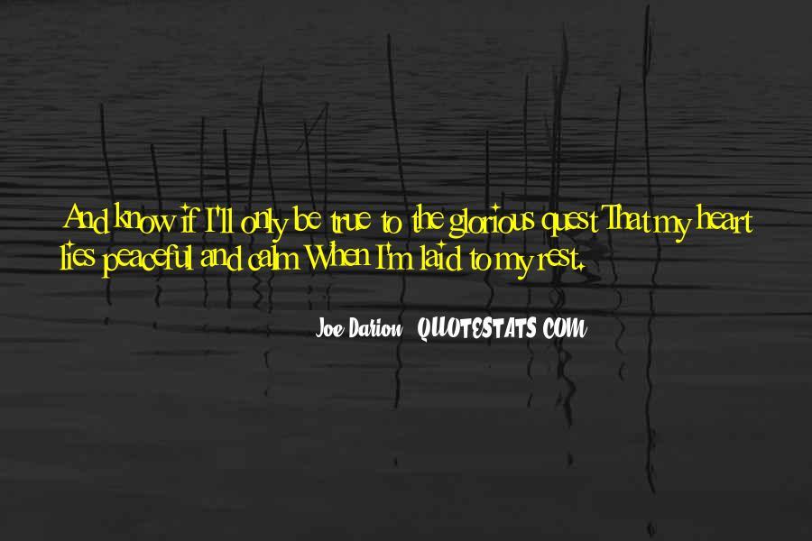 Darion Quotes #518348