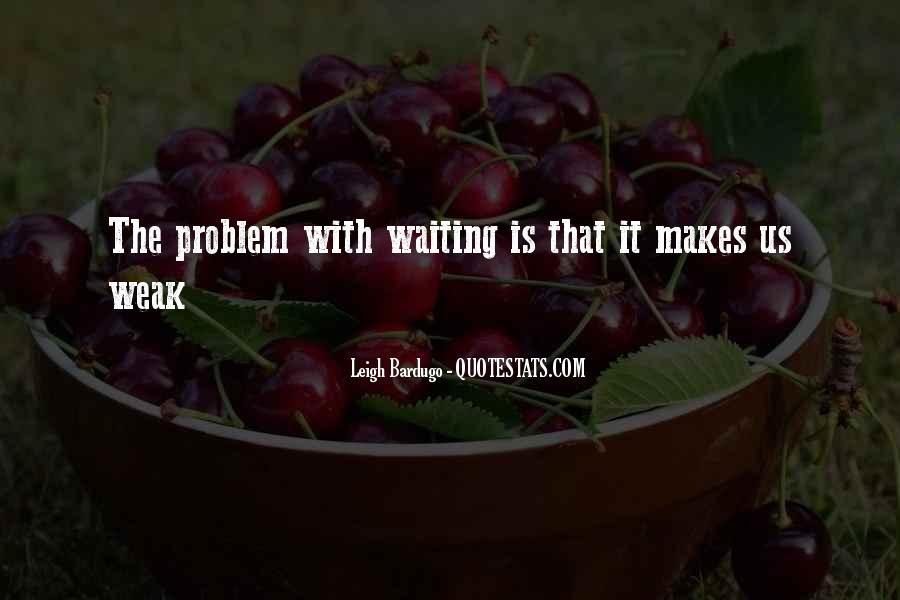 Darkling's Quotes #1276733