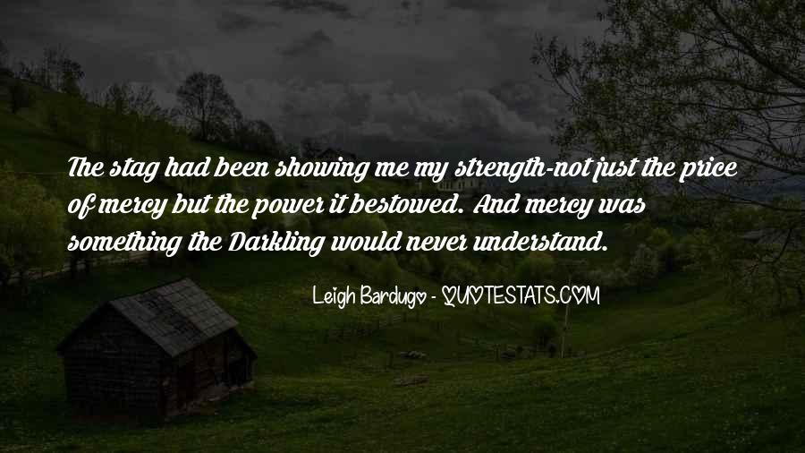 Darkling's Quotes #461349