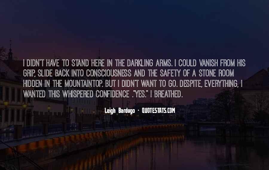 Darkling's Quotes #508337