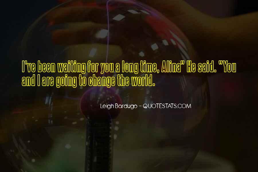 Darkling's Quotes #717256