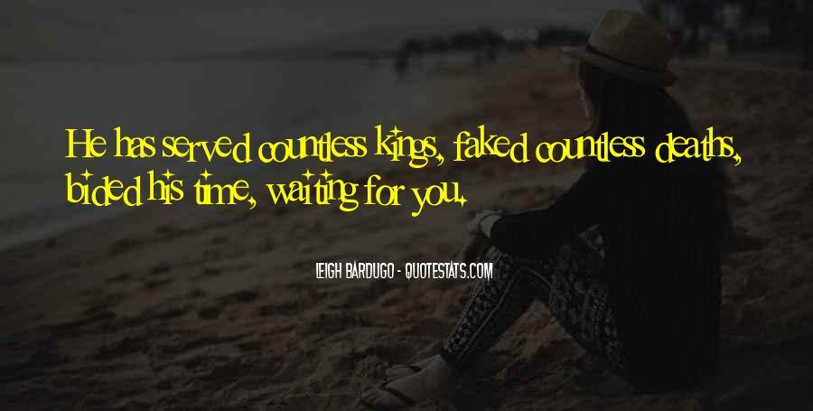 Darkling's Quotes #896802
