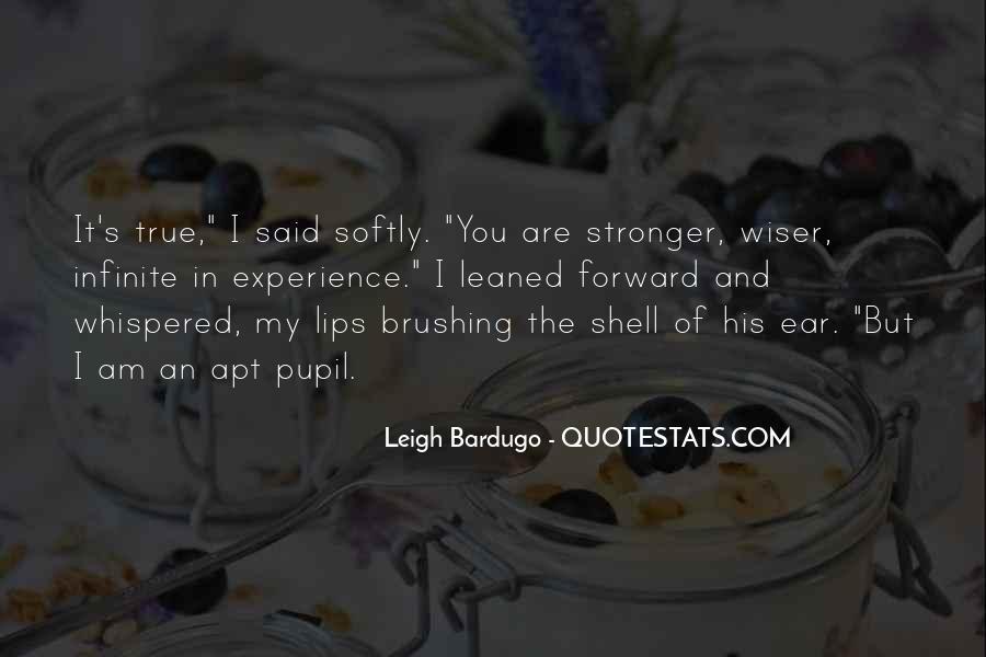 Darkling's Quotes #948589