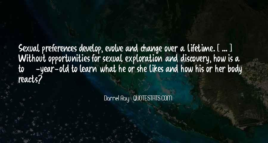 Darrel Quotes #1615783