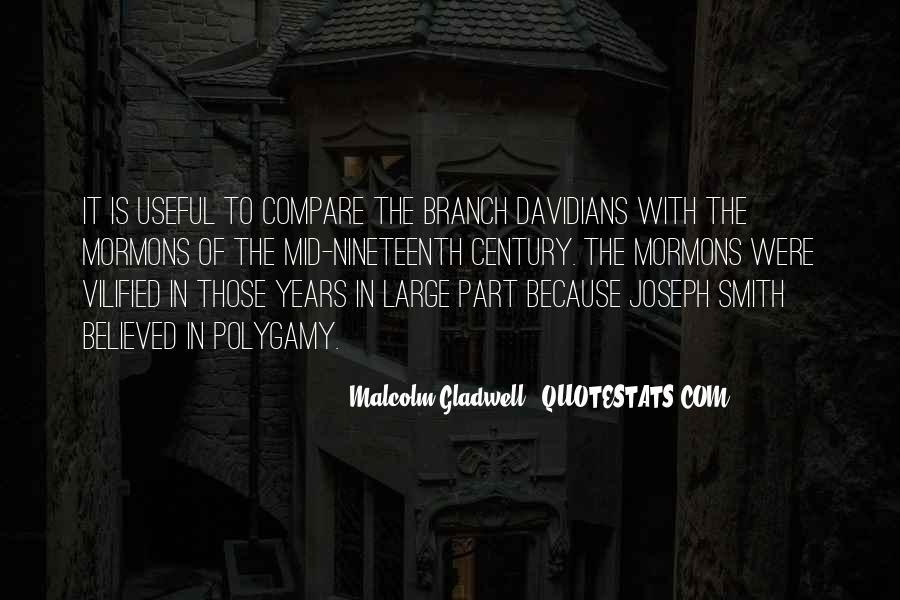 Davidians Quotes #402949