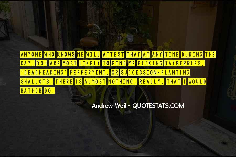 Deadheading Quotes #1262839