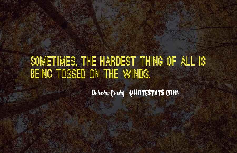 Debora Quotes #1044587