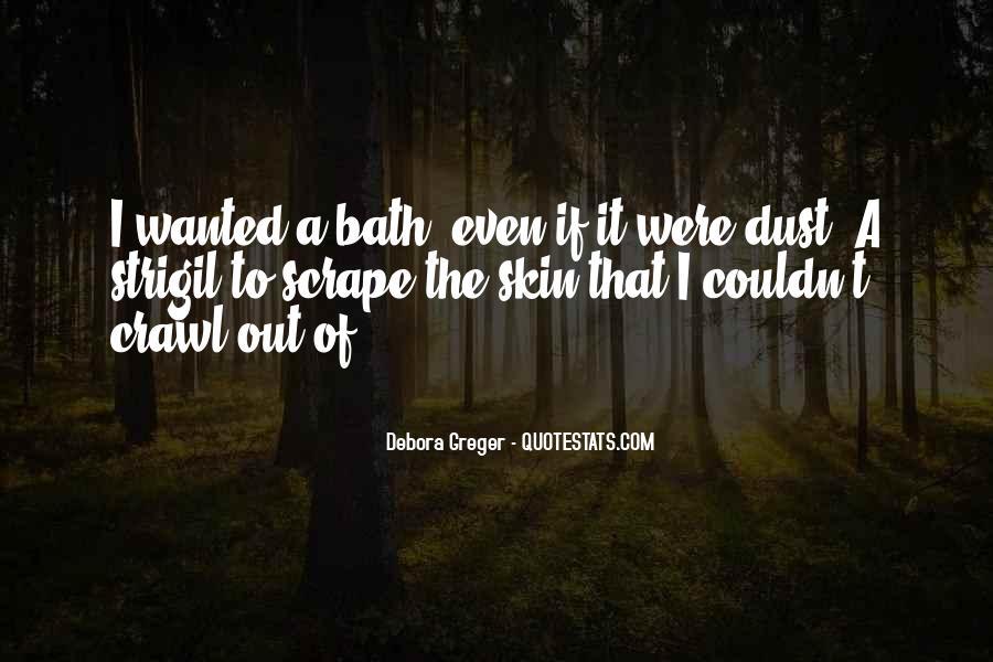 Debora Quotes #1226646