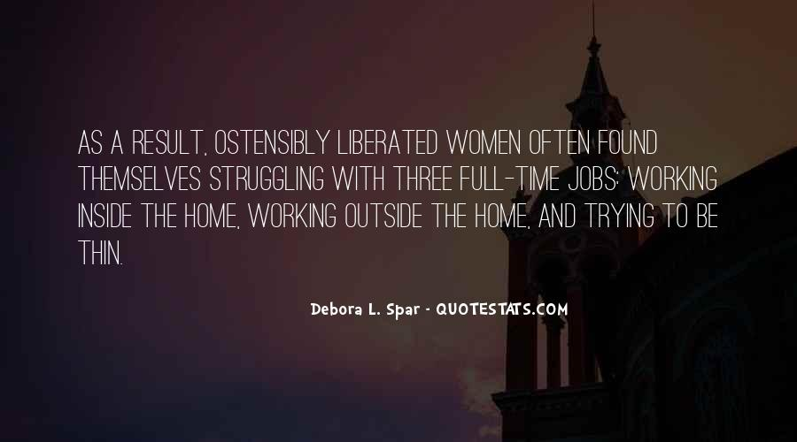 Debora Quotes #1390852