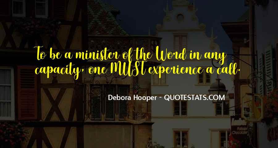 Debora Quotes #1402513