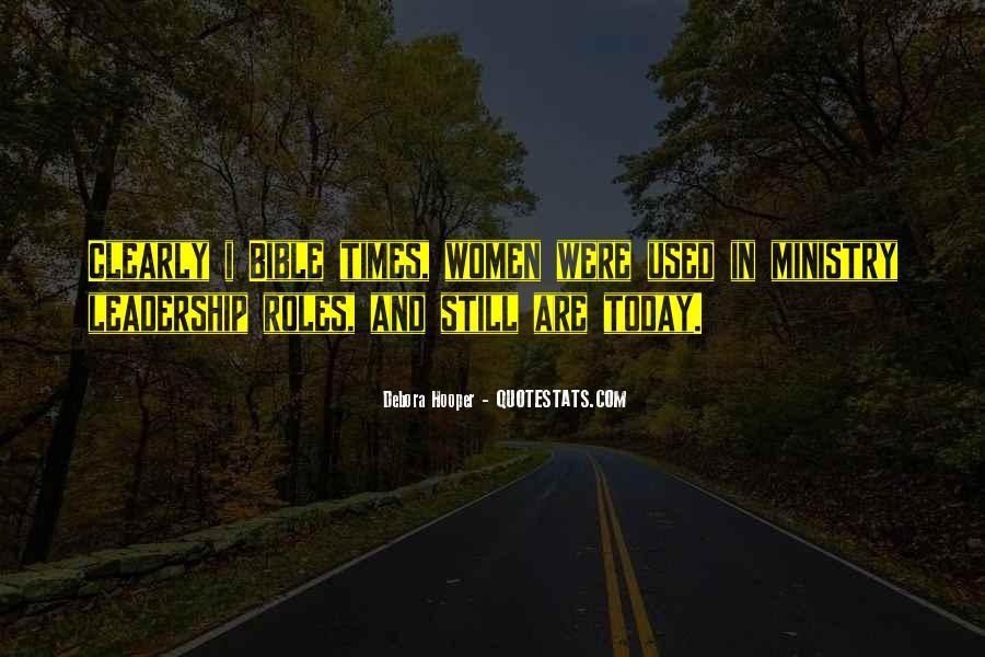 Debora Quotes #1732183