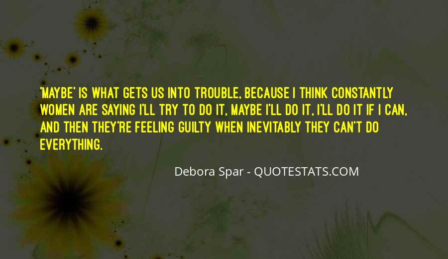 Debora Quotes #1763477