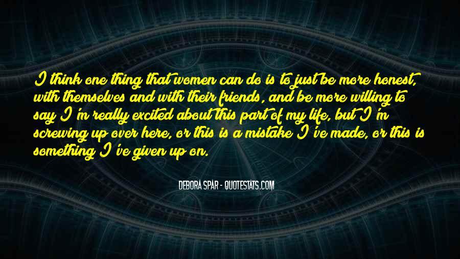 Debora Quotes #1798099