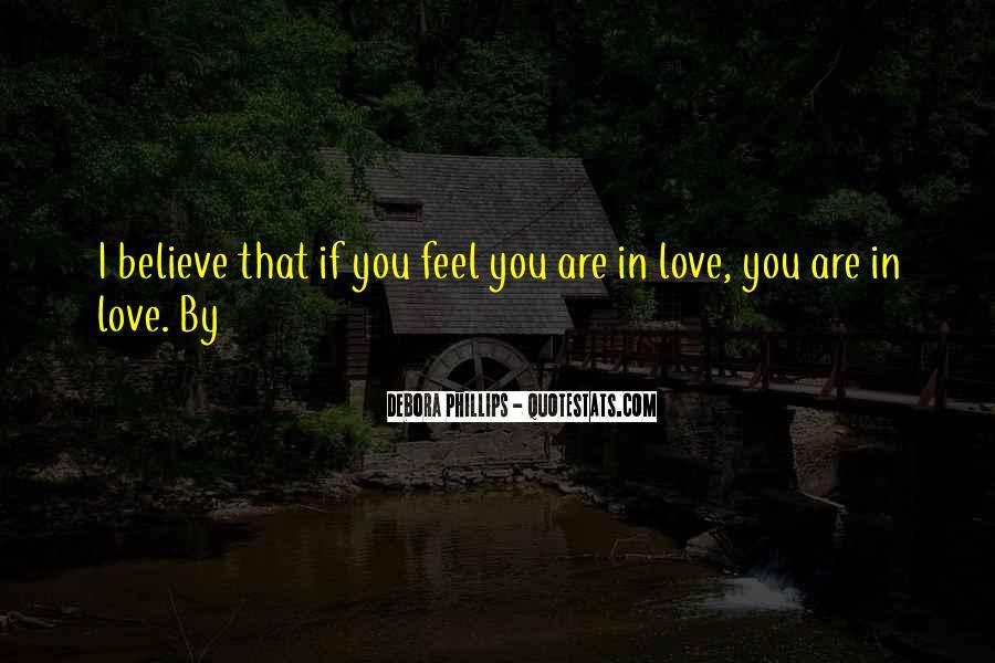 Debora Quotes #246967