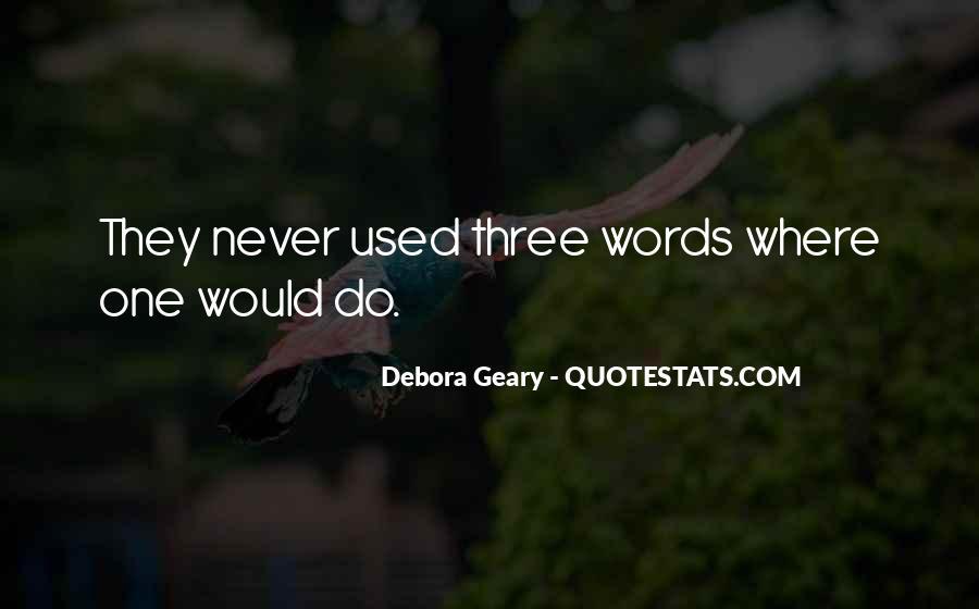 Debora Quotes #698012