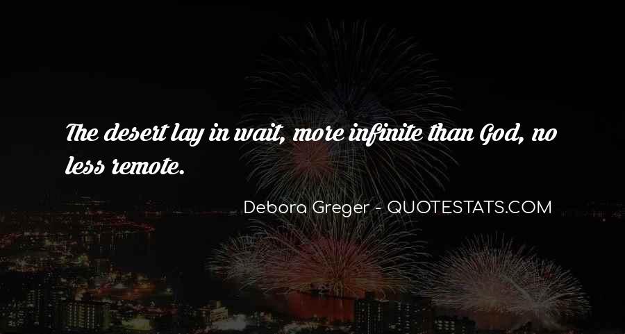 Debora Quotes #784004