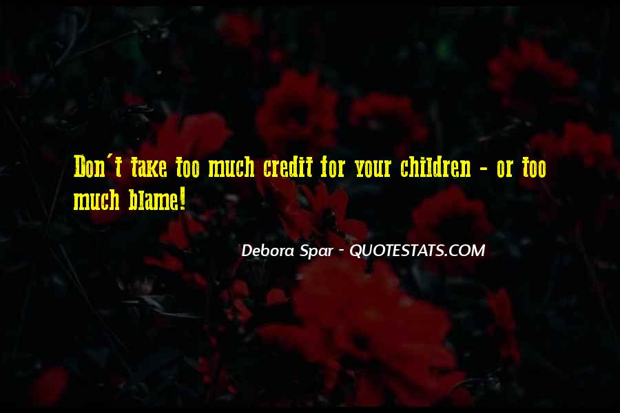 Debora Quotes #925149