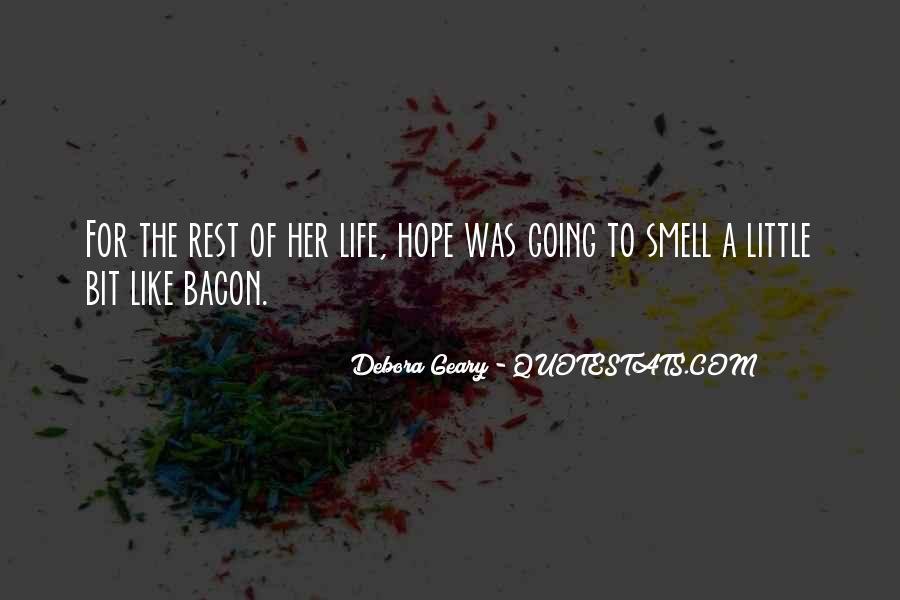 Debora Quotes #940906