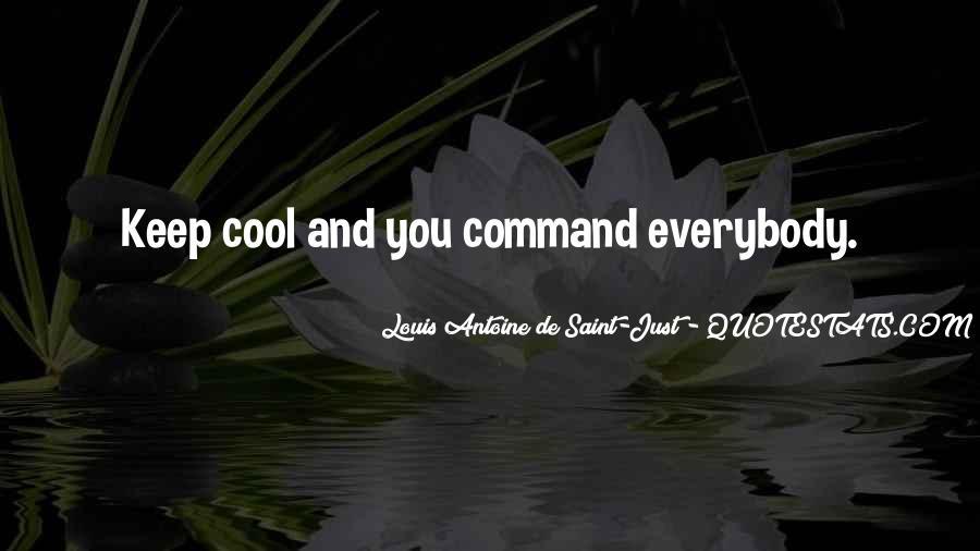 Quotes About Saint Louis #1127424