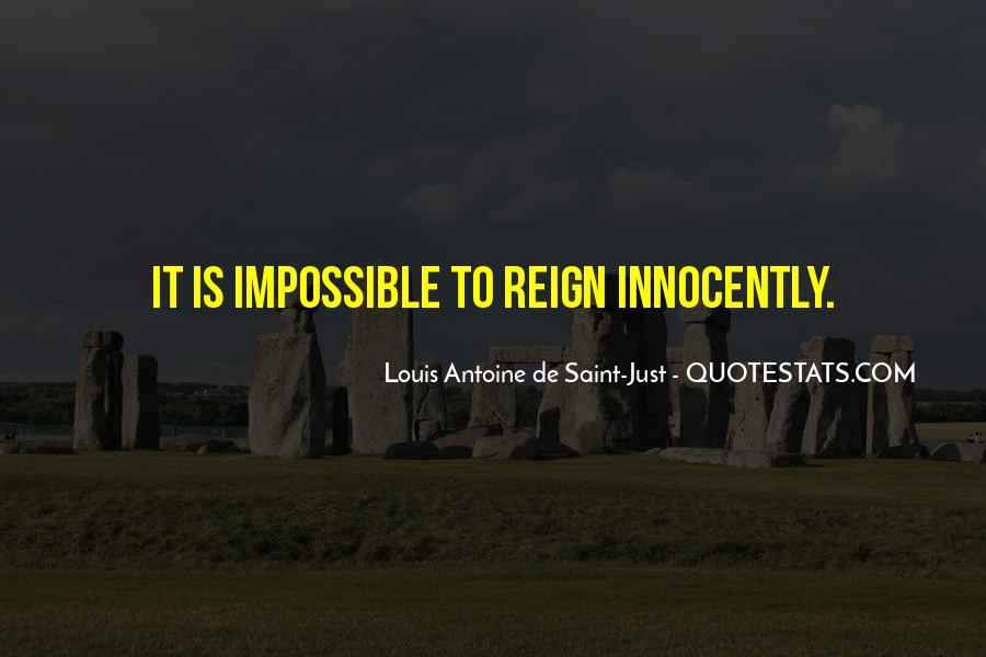 Quotes About Saint Louis #1164215