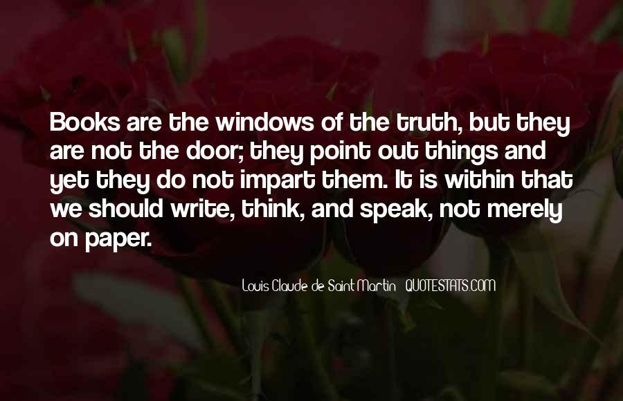 Quotes About Saint Louis #1228640