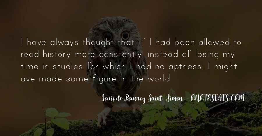 Quotes About Saint Louis #1367460
