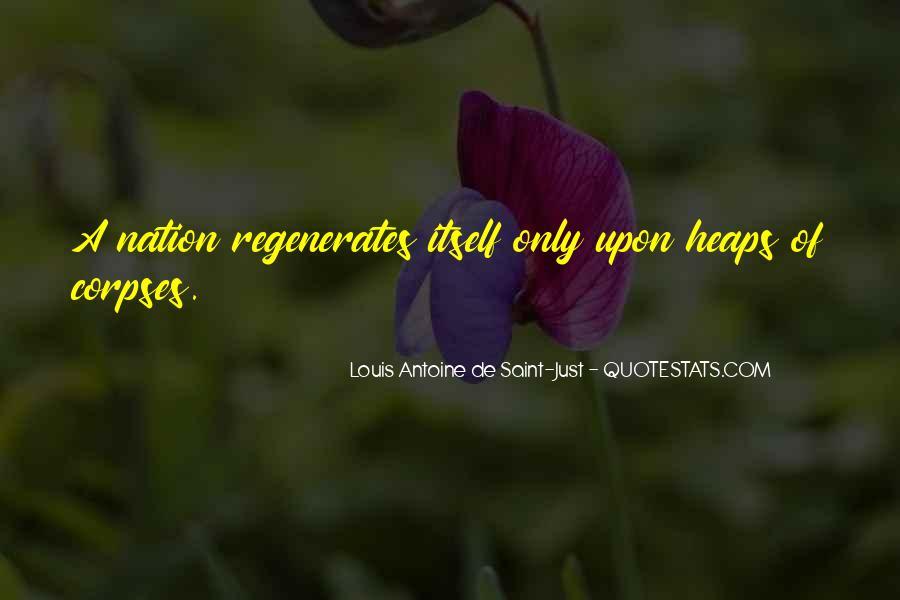 Quotes About Saint Louis #287581