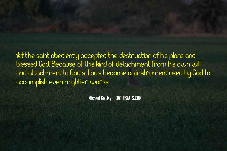 Quotes About Saint Louis #406117