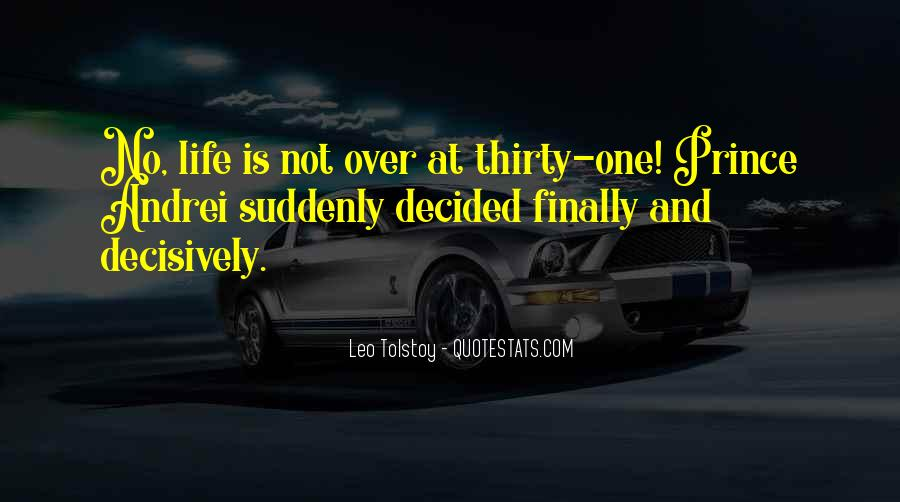 Decisively Quotes #1225424
